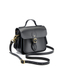 The Cambridge Satchel Company Women's Small Traveller with Side Pockets - Black: Image 4