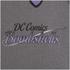 DC Bombshells Men's Batgirl T-Shirt - Grey: Image 4