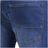 Crosshatch Men's Skylo Denim Shorts - Stone Wash: Image 3