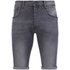 Crosshatch Men's Skylo Denim Shorts - Grey Wash: Image 1