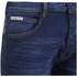 Crosshatch Men's Skylo Denim Shorts - Dark Wash: Image 4