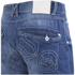 Crosshatch Men's Kanaster Denim Shorts - Light Wash: Image 4