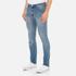 Cheap Monday Men's 'Tight' Slim Fit Jeans - Offset Blue: Image 2