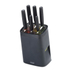 Joseph Joseph Lockblock Self Locking Knife Set - Set Of 6: Image 1