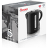 Swan SK18120BLKN 1.7L Jug Kettle - Black: Image 3