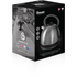 Swan SK28020N 1.8L Traditional Kettle - Stainless Steel: Image 2