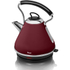Swan SK34010REDN 1.7L Pyramid Kettle - Red: Image 1