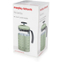 Morphy Richards Accents 8 Cup Cafetiere Sage - Sage: Image 5