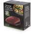 George Foreman Compact Grill - Red: Image 2