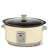 Morphy Richards Slow Cooker 3.5L - Cream: Image 1