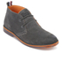 Superdry Men's Dakar Suede Desert Boots - Charcoal: Image 2