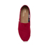 TOMS Men's Core Classics Slip-On Pumps - Red: Image 3