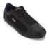 Lacoste Men's Straightset SR 316 1 Trainers - Black/Black: Image 2