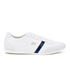Lacoste Men's Mokara 316 1 Leather Trainers - Off White: Image 1