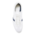 Lacoste Men's Mokara 316 1 Leather Trainers - Off White: Image 3