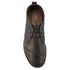 TOMS Men's Mateo Leather/Herringbone Chukka Boots - Black: Image 3