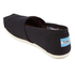 TOMS Women's Core Classics Slip-On Pumps - Black: Image 4