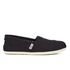 TOMS Women's Core Classics Slip-On Pumps - Black: Image 1