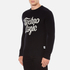 Wood Wood Men's Kevin Chest Logo Sweatshirt - Black: Image 2
