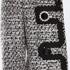 Boutique Moschino Women's Tweed Embellished Jacket - Black: Image 6