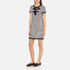 Boutique Moschino Women's Tweed Embellished Dress - Black: Image 2