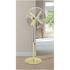 Swan SFA1020CN Retro 16 Inch Stand Fan - Cream: Image 2