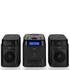 Akai A60002B CD Micro Hi-Fi System - Black: Image 1