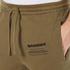 Maharishi Men's Organic Loopback Sweatpants - Maha Olive: Image 5