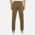 Maharishi Men's Organic Loopback Sweatpants - Maha Olive: Image 3