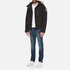 Canada Goose Men's Borden Bomber Jacket - Black: Image 4