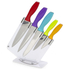 Ciclour MCK24022 Cook in Colour Knife Block - Multi (5 Piece): Image 1