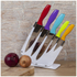 Ciclour MCK24022 Cook in Colour Knife Block - Multi (5 Piece): Image 2