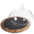 Natural Life Acacia Cheese Board (25cm): Image 1