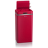 Swan Retro Square Sensor Bin - Red (45L): Image 2