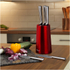 Swan Knife Block - Red (5 Piece): Image 3