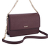 DKNY Women's Bryant Park Small Flap Crossbody Bag - Oxblood: Image 3