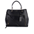 DKNY Women's Bryant Park Large Satchel - Black: Image 1