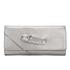 Versus Versace Women's Clutch Bag - Dark Silver/Silver: Image 1