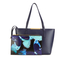 Ted Baker Women's Joriana Printed Lining Small Shopper Tote Bag - Dark Blue: Image 7