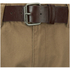 Smith & Jones Men's Ashlar Belted Slim Fit Chinos - Camel Twill: Image 4