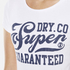 Superdry Women's Guaranteed T-Shirt - Optic: Image 5