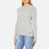 Superdry Women's Luxe Mini Cable Knit Jumper - Grey Marl: Image 2