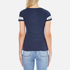 Superdry Women's Classics T-Shirt - Princeton Blue Marl: Image 3