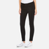 Superdry Women's Cassie Skinny Jeans - Jet Black: Image 2