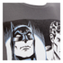 DC Comics Men's Batman Face T-Shirt - Grey: Image 4