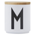 Design Letters Wooden Lid For Porcelain Cup - Wood: Image 1