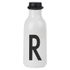Design Letters Water Bottle - R: Image 1