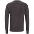 Produkt Men's Knit Raglan Crew Neck Sweatshirt - Dark Grey Melange: Image 2