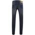 Produkt Men's Distressed Slim Fit Jeans - Mid Blue Denim: Image 2