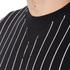 Edwin Men's Classic Crew Sweatshirt - Black Vertical Stripes: Image 5